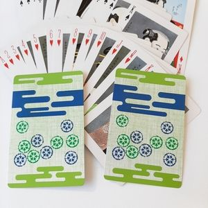UKIYOE JAPANESE PLAYING CARDS